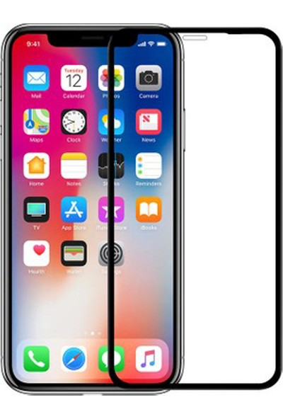 Iphone 11 6d Nano Temperli Kırılmaz Cam Ekran Koruyucu