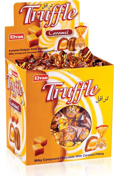 Truffle Karamelli 2000 gr