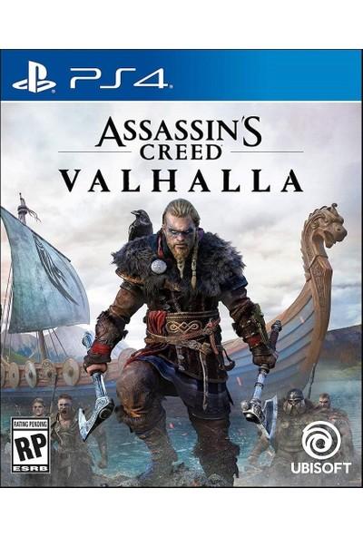 Assassin's Creed Valhalla PS4 & PS5 Oyunu