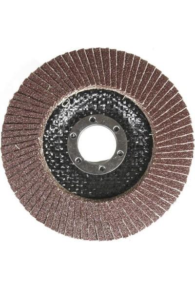 Ugr 115X22 mm Metal Ahşap Flap Disk Zımpara