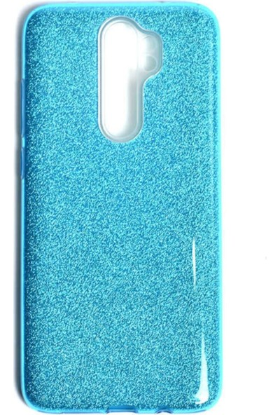 Entec Xiaomi Redmi Note 8 Pro Kılıf Shining Silikon