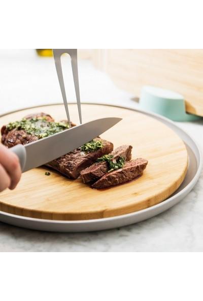 Berghoff Leo Gri Et Bıçağı