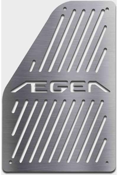 İntakrom Fiat Egea Krom Ayak Dinlendirme Pedalı - 2015 - 2019