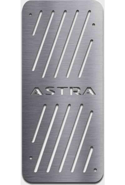 İntakrom Opel Astra H Krom Ayak Dinlendirme Pedalı - 2005 -2012 Hb - Sd