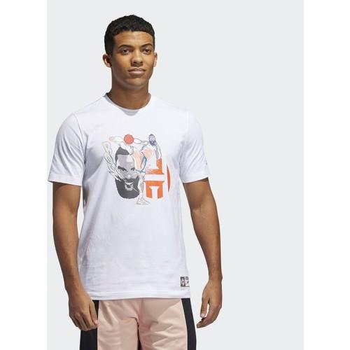 adidas Harden Gu Kick Erkek Tişört GE4119