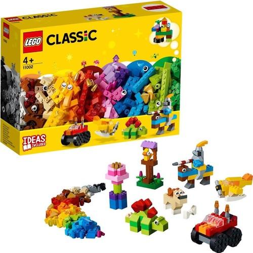 LEGO Classic 300 Parçalık Temel Parçaları Kutusu (11002) - Çocuk Oyuncak Yapım Seti