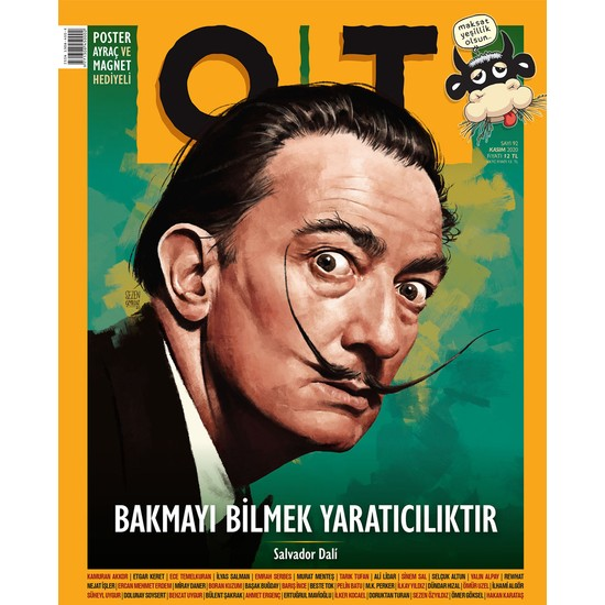 OT Dergi Sayı: 92 Kasım 2020