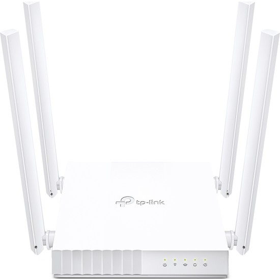 TP-Link Archer C24 AC 750 Mbps Dual-Band Wi-Fi Access Point/Menzil Genişletici/Router