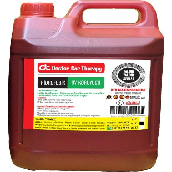 Doctor Car Therapy Hidrofobik Lastik Parlatıcı 5 lt