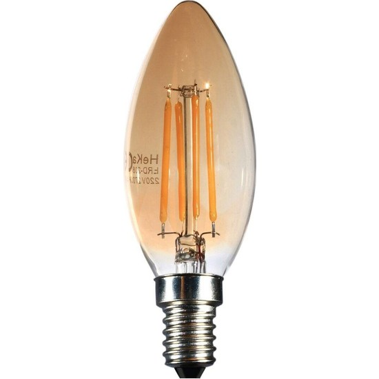 Heka LED Ampul 6 W E14 Gün Işığı