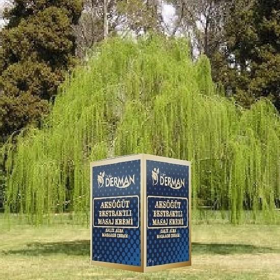Derman Aksöğüt Ekstraktlı Masaj Kremi 100 ml