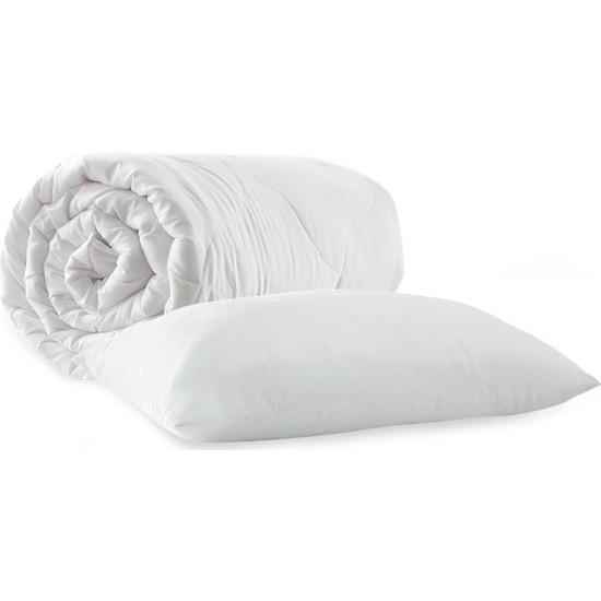 Yataş Bedding Handy Roll Pack Yastık Yorgan Seti ( Tek Kişilik 155X215 Cm)