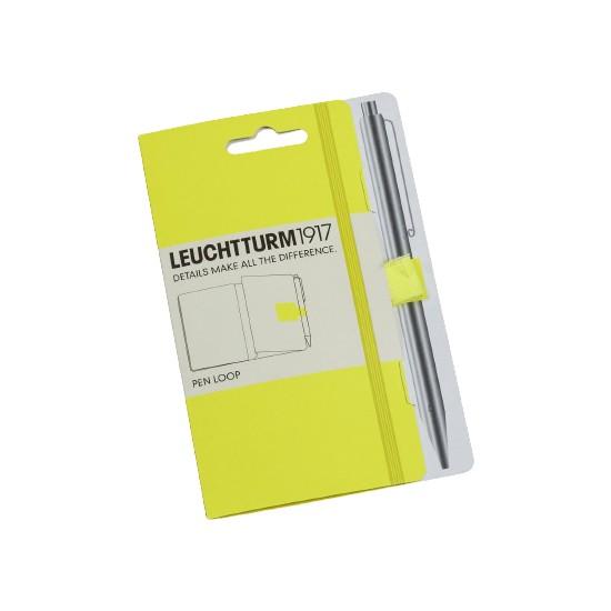 Leuchtturm Pen Loop Neon Sarı