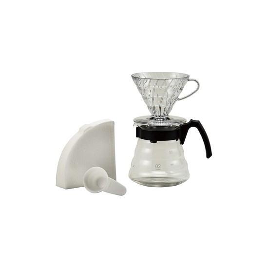 Hario V60 Craft Kahve Demleme Seti