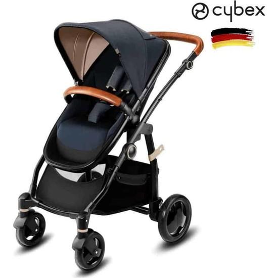 Cybex Cbx Leotie Lux Bebek Arabası - Jeansy Blue