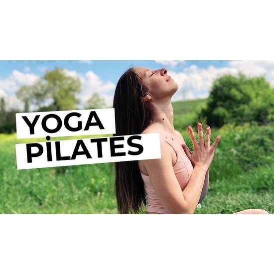 Udemy Sıfırdan Yoga ve Pilates Eğitim Seti