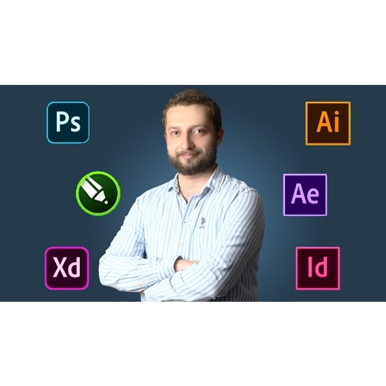 Udemy A'dan Z'ye Grafik Tasarım - Dev Eğitim Serisi