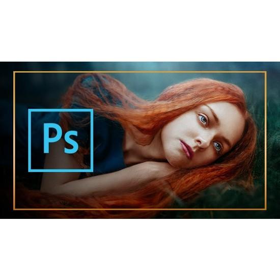 Udemy Retouch 101 | Profesyonel Photoshop Eğitimi
