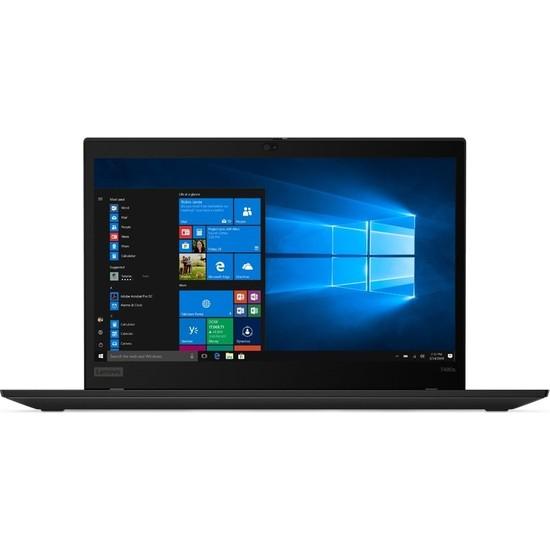 """Lenovo ThinkPad T495S AMD Ryzen 7 3700U 16GB 512G SSD Windows 10 Pro 14"""" FHD Taşınabilir Bilgisayar 20QJ0012TX"""
