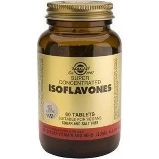 Solgar Super Concentrated Isoflavones 60 Tablet