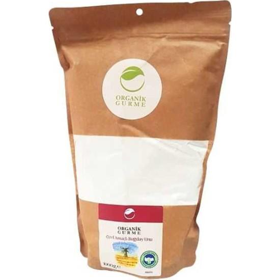 Organik Gurme Organik Tam Buğday Unu 1 kg