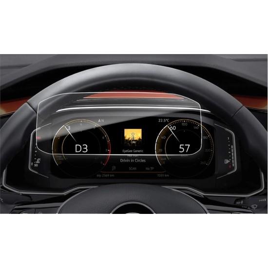 Aeltech Volkswagen T Roc Dijital Gösterge Panel 9h Ekran Koruyucu