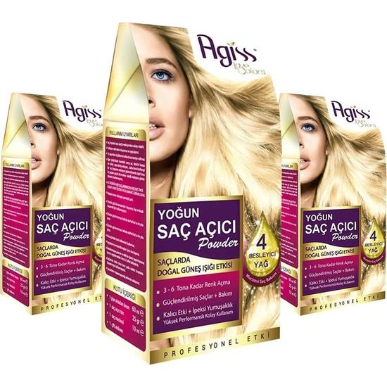 Agiss Saç Açıcı Powder X3