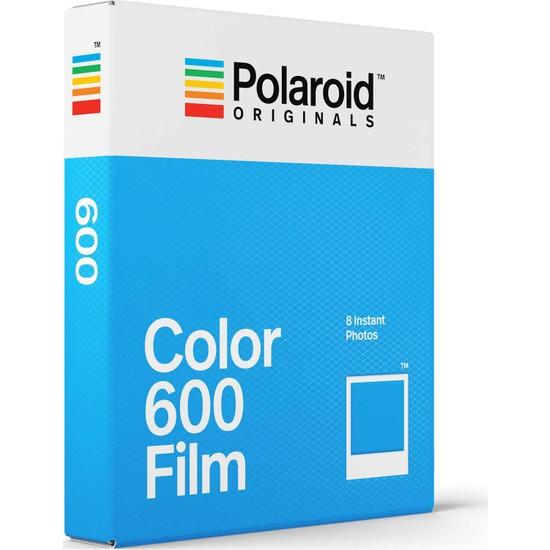 Polaroid Color 600 ve I-Type Uyumlu 8'li Film