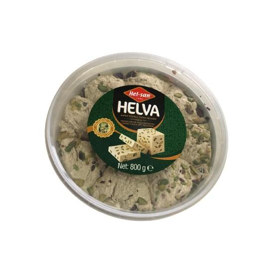 Helsan Antep Fıstıklı Papatya Helva 800 gr