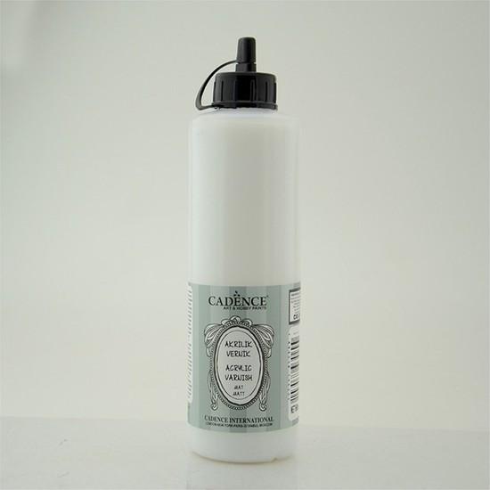 Cadence Su Bazlı Akrilik Vernik Mat 500 ml