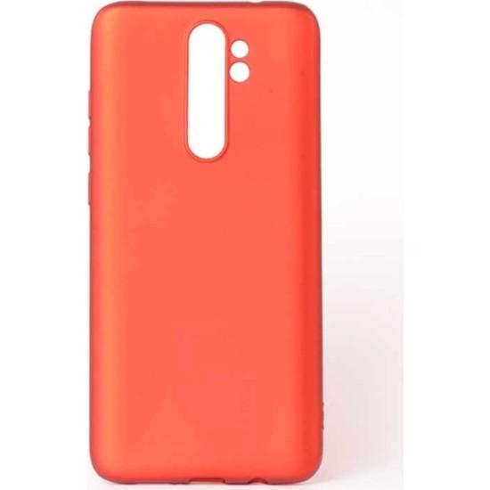 Entec Redmi Note 8 Pro Kamera Korumalı Soft Silikon Kılıf