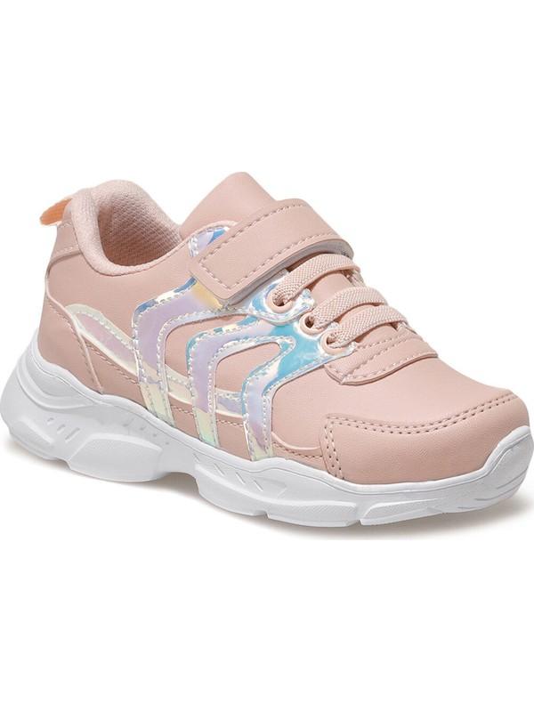Seventeen MİSS.P Pembe Kız Çocuk Fashion Sneaker