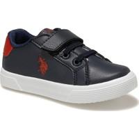 U.S. Polo Assn. Wellına Lacivert Erkek Çocuk Sneaker Ayakkabı