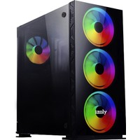 İzoly K201 Intel Core i5 750 8GB 120GB SSD R7 240 Freedos Masaüstü Bilgisayar