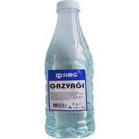 Abg Gaz Yağı 1Lt Zincir Temizleme Gaz Lambası Zift Çıkarma