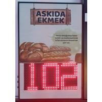 Led Dükkanı Askıda Ekmek Panosu
