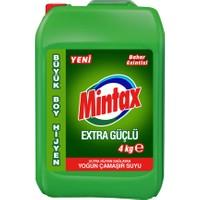Mintax Ultra Çamaşır Suyu 4 L