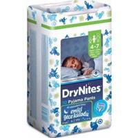 Huggıes Drynıtes Küçük Erkek 4-7 Yaş 10'lu