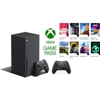 Microsoft RRT-00010 Xbox Series x 1TB SSD Oyun Konsolu Siyah + 1 Kol Siyah + 1 Yıl Gamepass ( Microsoft Türkiye Garantili )
