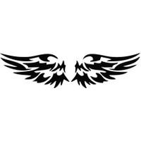 Dijitalya Araç Logo | Kanat Sticker | Araba Etiketi | Logo Sticker | Siyah