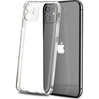 Mycase Apple iPhone 11 İnce Şeffaf Kılıf