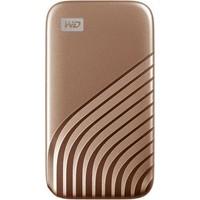 WD My Passport™ 1TB 1050MB-1000MB/s Taşınabilir SSD Gold
