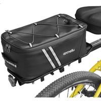 Anmeilu Bisiklet Bagaj Çantası 7L Bisiklet Arka Çanta Su Geçirmez