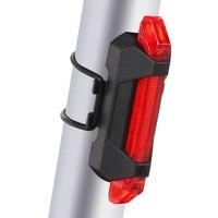 Buyfun Süper Parlak USB Şarj Edilebilir Bisiklet Arka Lambası
