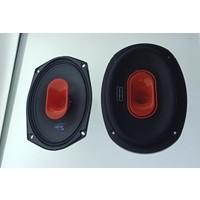 Megavox Yeni Seri Megavox M-69T 6x9 Oval Midrange 600W 150 Rms