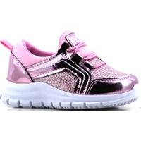 Giggs 090 Pembe Simli Kız Çocuk Spor Ayakkabı