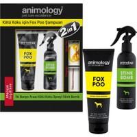 Animology Fox Poo Kötü Koku Için Köpek Şampuan ve Spreyi 250 ml