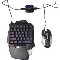 Johf Pubg Oyun Konsolu Klavye Mouse Seti 3in1