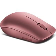 Lenovo 530 1200 DPI Wireless Mouse - Cherry Red