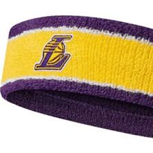Nike Aksesuar Nba Los Angeles Lakers Amarillo Kafa Bandı N.100.0535.747.OS
